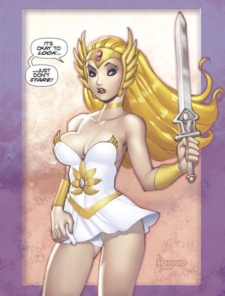 SHE_RA__don__t_STARE__COLOR_by_RyanKinnaird