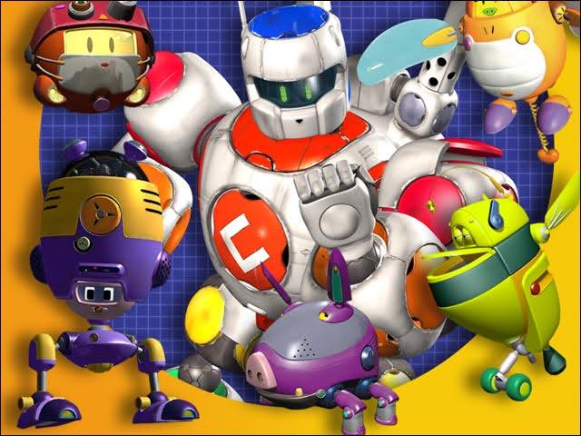 Cubix Robots For Everyone Toys : Cubix « toy meets world
