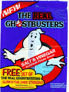 real ghostbusters packet